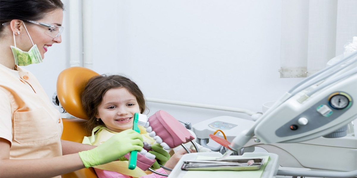 pediatric dentistry by dana dental